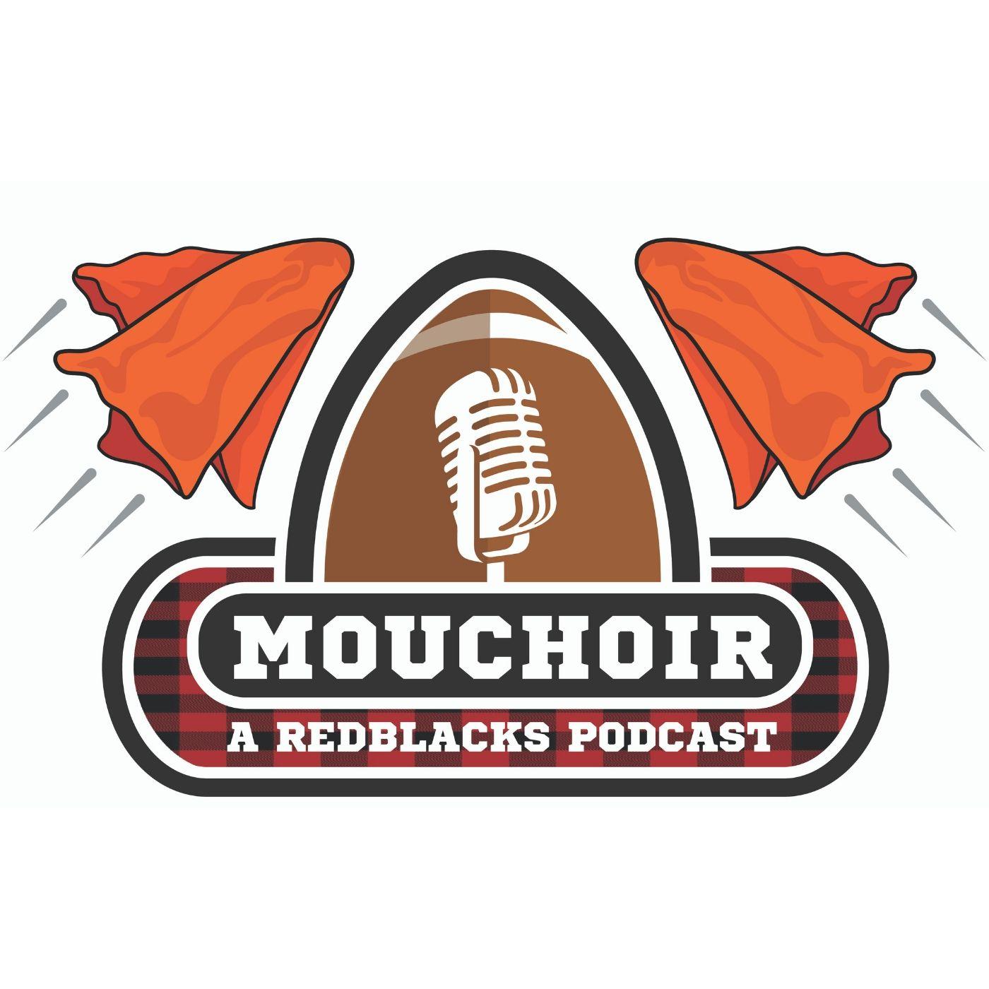 Mouchoir: A REDBLACKS Podcast show art