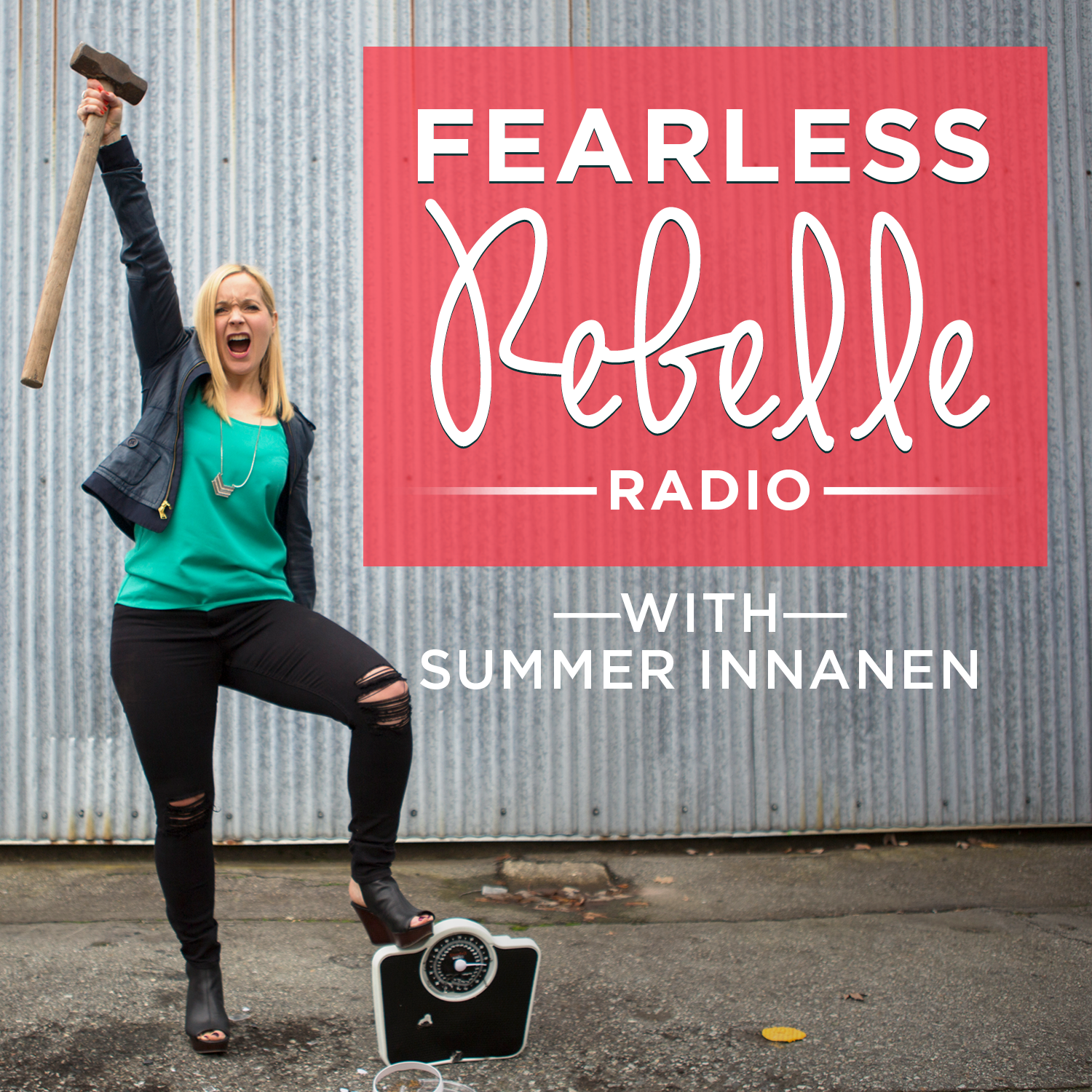 #81: Balancing Sensitivity & Autonomy with Rachel Cole