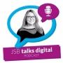 Artwork for How to stop Social Media Overwhelm [JSB Talks Digital 110]