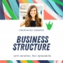 Artwork for Episode 70 - Business Structure with Caroline J. Fox Law
