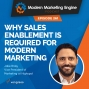 Artwork for Why Sales Enablement is Required for Modern Marketing