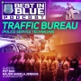 Artwork for Traffic Bureau (Police Service Technician) w/Major Angela Jenkins and PST Bah | BEST IN BLUE | KUDZUKIAN NETWORK
