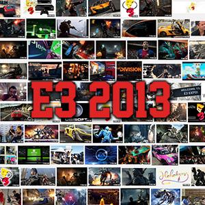Top 5 - Games of E3 2013
