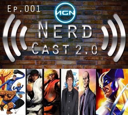 Nerdcast 2.0 Episode 001