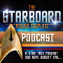Artwork for Episode #10 - 4/08/14 (Stardate 67734.6)