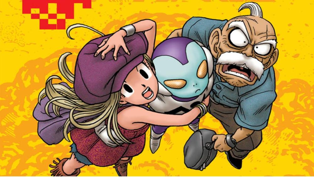 Manga Corner - Jaco, The Galactic Patrolman