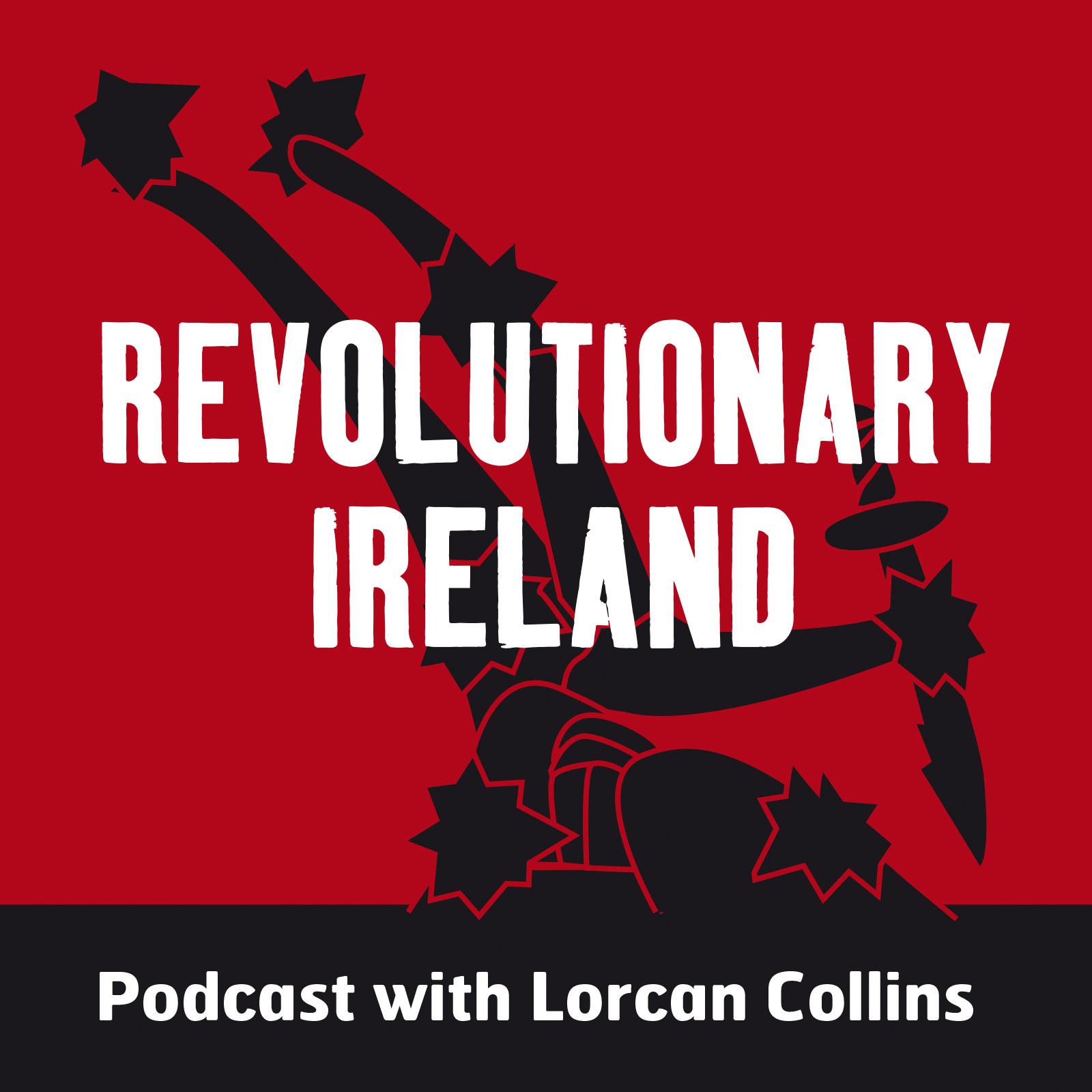 Revolutionary Ireland show art