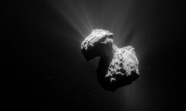 Comet chemistry and a news roundup
