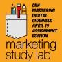 Artwork for Mastering Digital Channels April 19 - CIM Assignment Edition