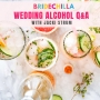 Artwork for 366- Wedding Alcohol Q&A with Jacki Strum