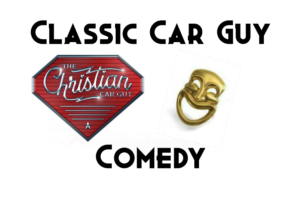 Classic Car Guy Comedy - Edition 100 show art