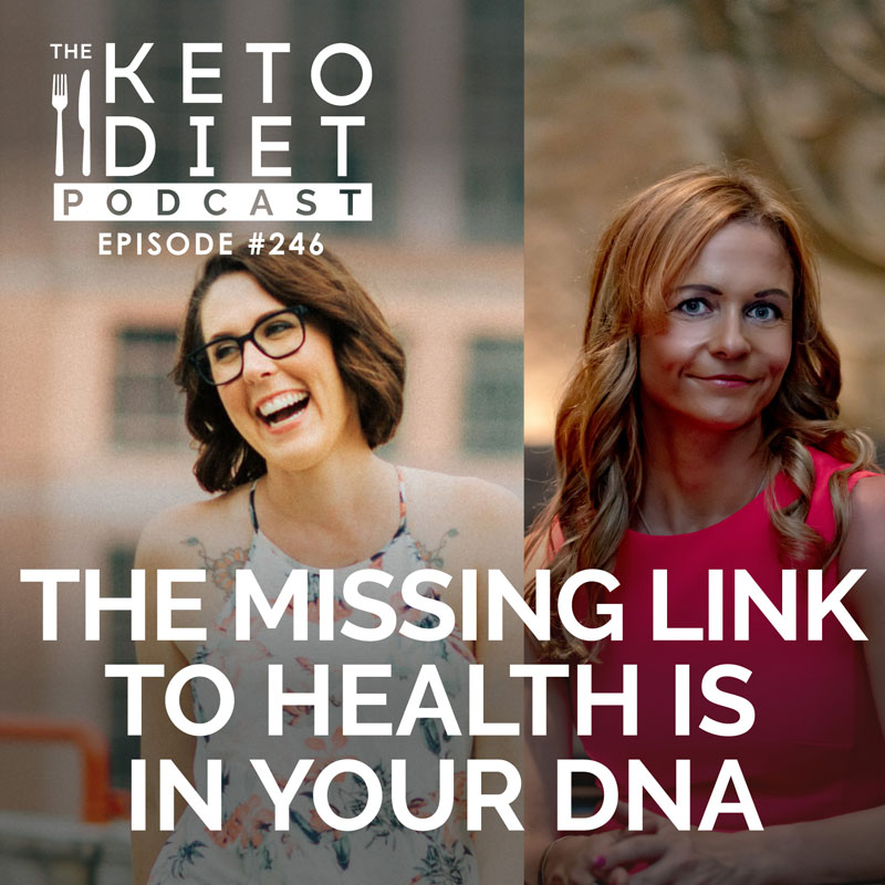 #246 The Missing Link to Health is in Your DNA with Angela Foster