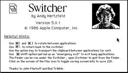 Episode 82: The Original Switcher