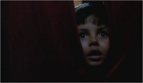 Scene from Cinema Paradiso