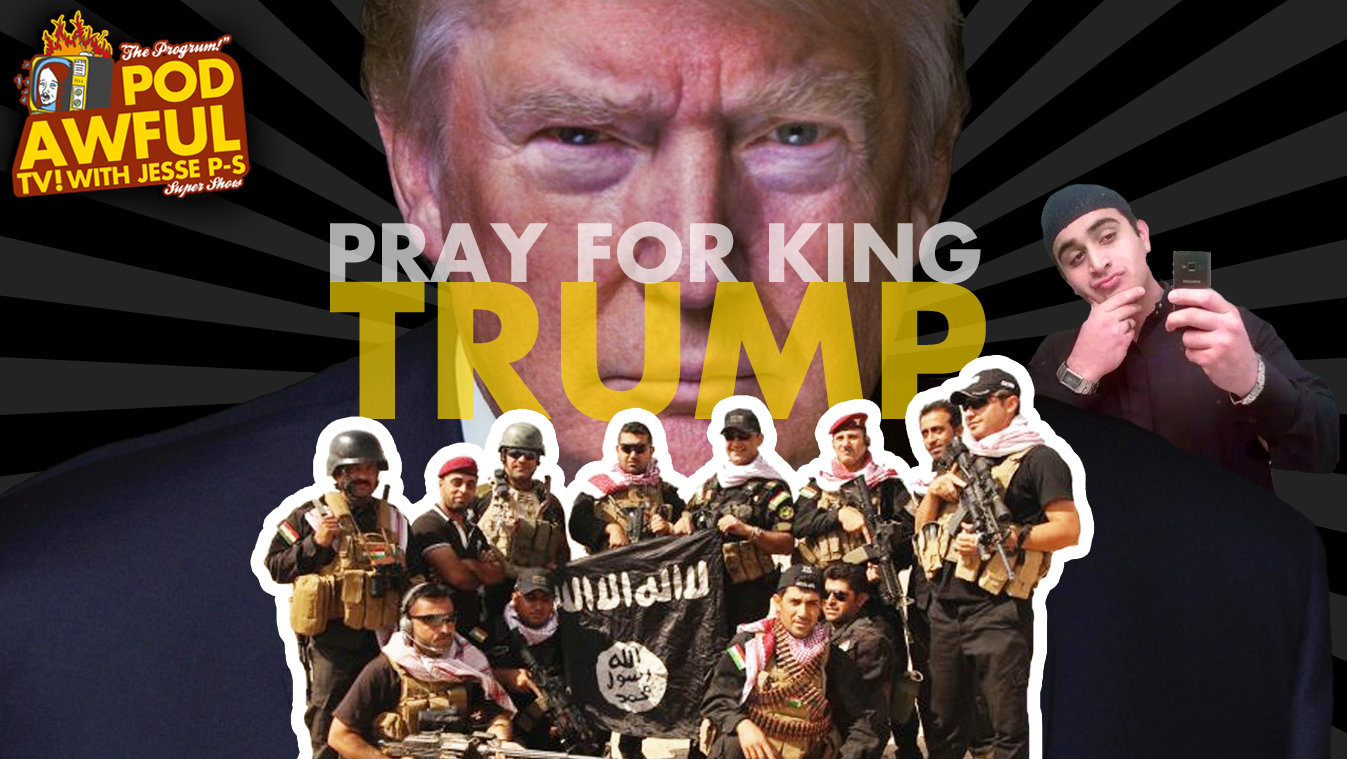 Pray For KING TRUMP