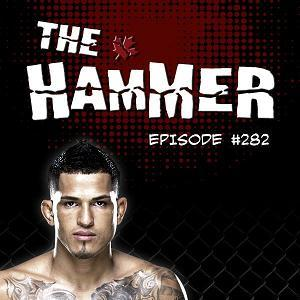 Artwork for The Hammer MMA Radio - Episode 282