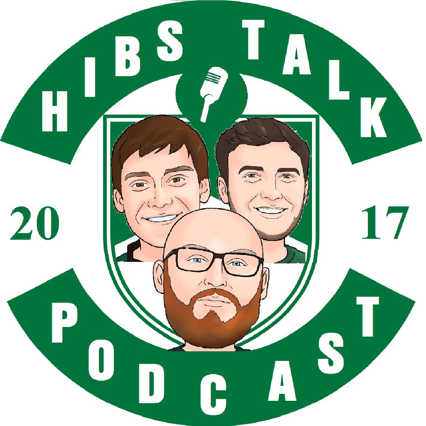 Artwork for Season Review Hibs Talk # 01