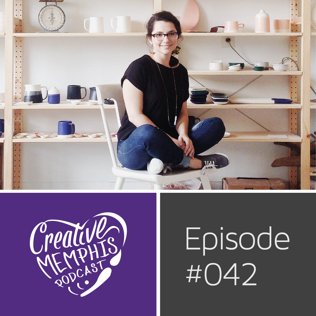 Episode #042: Brit McDaniel | Paper & Clay