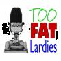 Artwork for TooFatLardies Oddcast 14.  January 2019