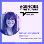 Artwork for Thinking About How Work Feels with Michelle Strier of Spectrum