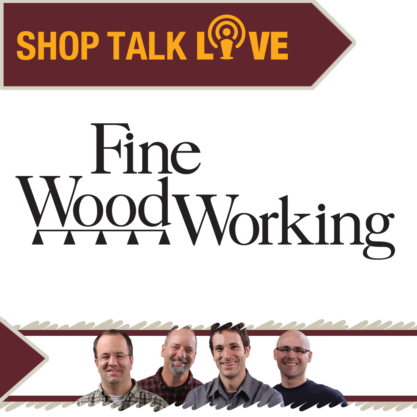 Shop Talk Live 34: Bandsaw Master Michael Fortune