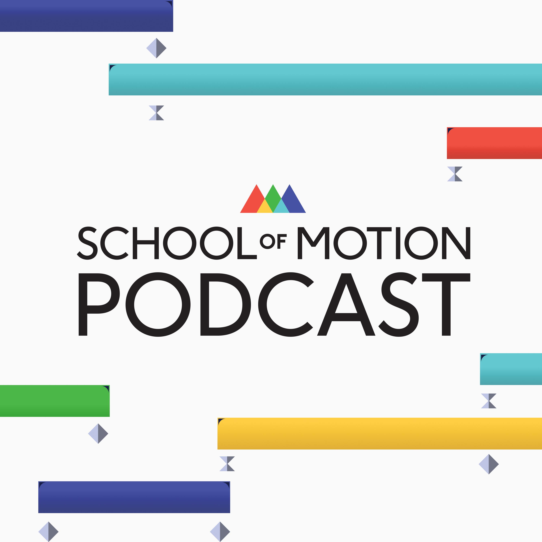 Artwork for Episode 73: Illustration for Motion: Course Instructor Sarah Beth Morgan on the SOM Podcast