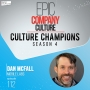Artwork for A Culture-Centered Culture - Why it Matters with Dan McFall, MobileLabs