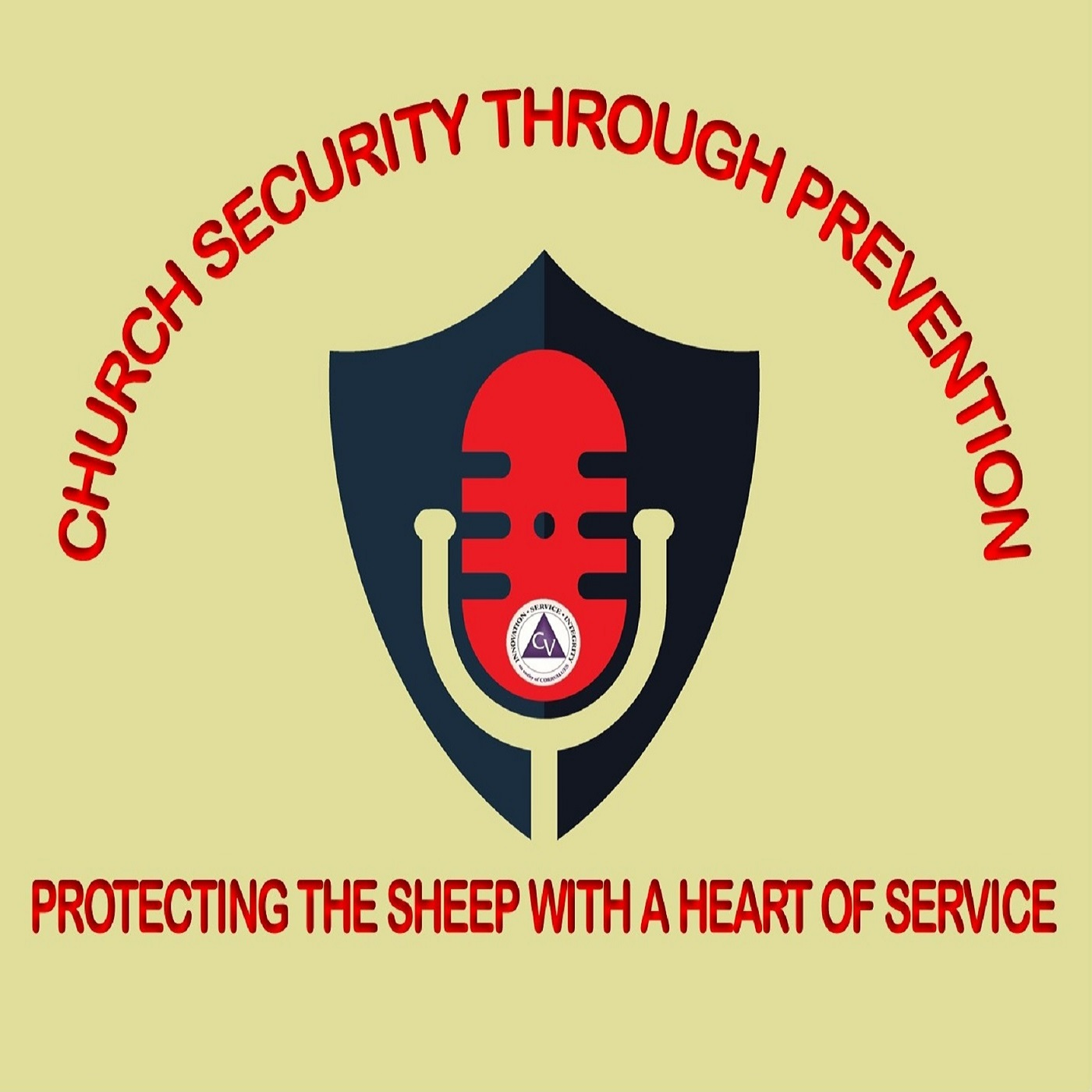 Church Security Certification  with Dr. Dave Stephens show art