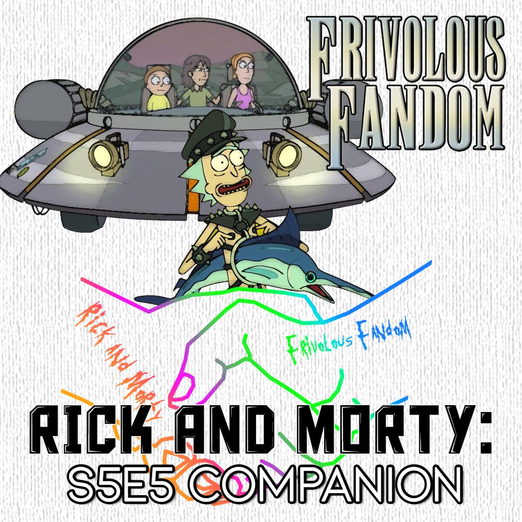 Rick and Morty: S5E5 - Companion