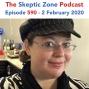 Artwork for The Skeptic Zone #590 -2.February.2020
