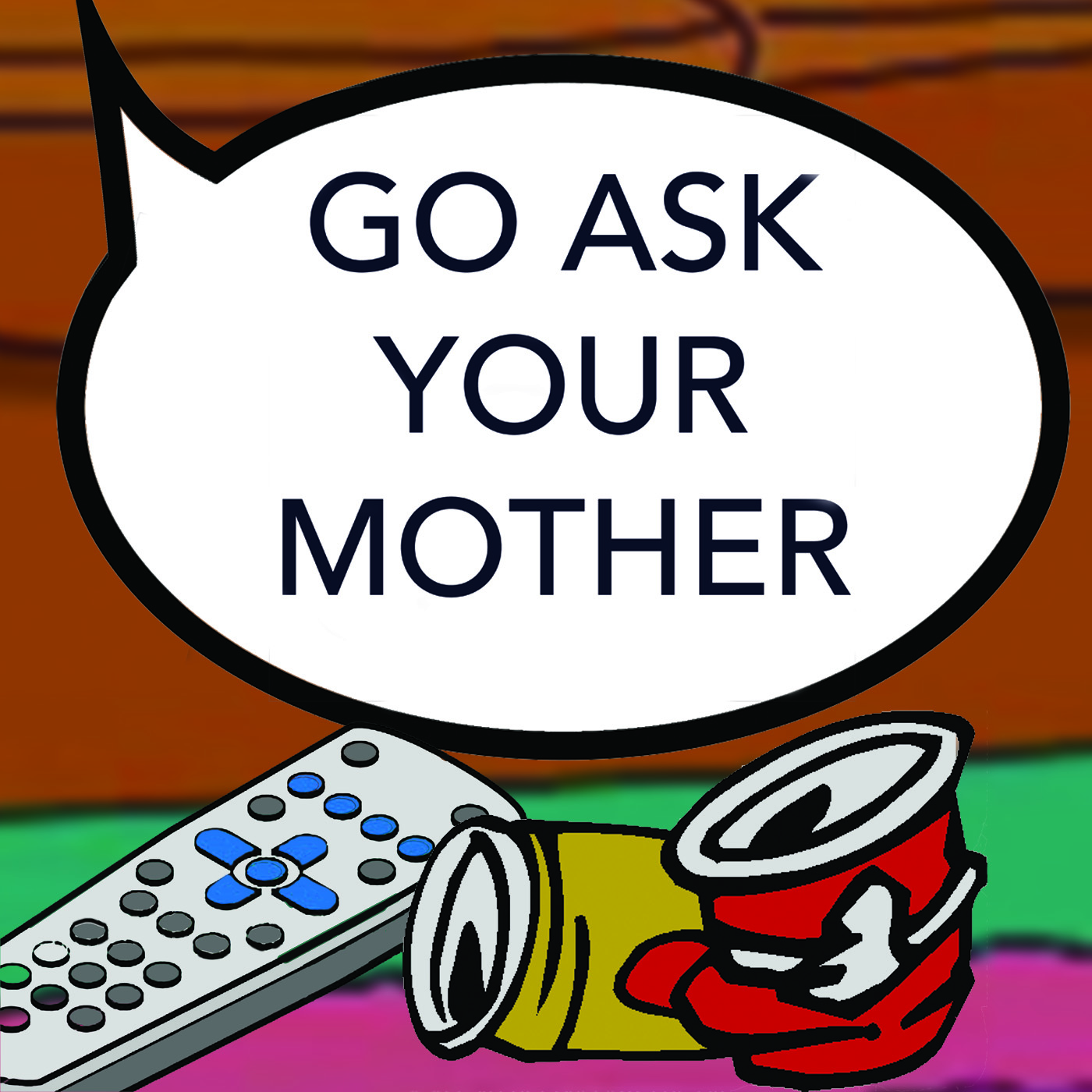 Go Ask Your Mother show art