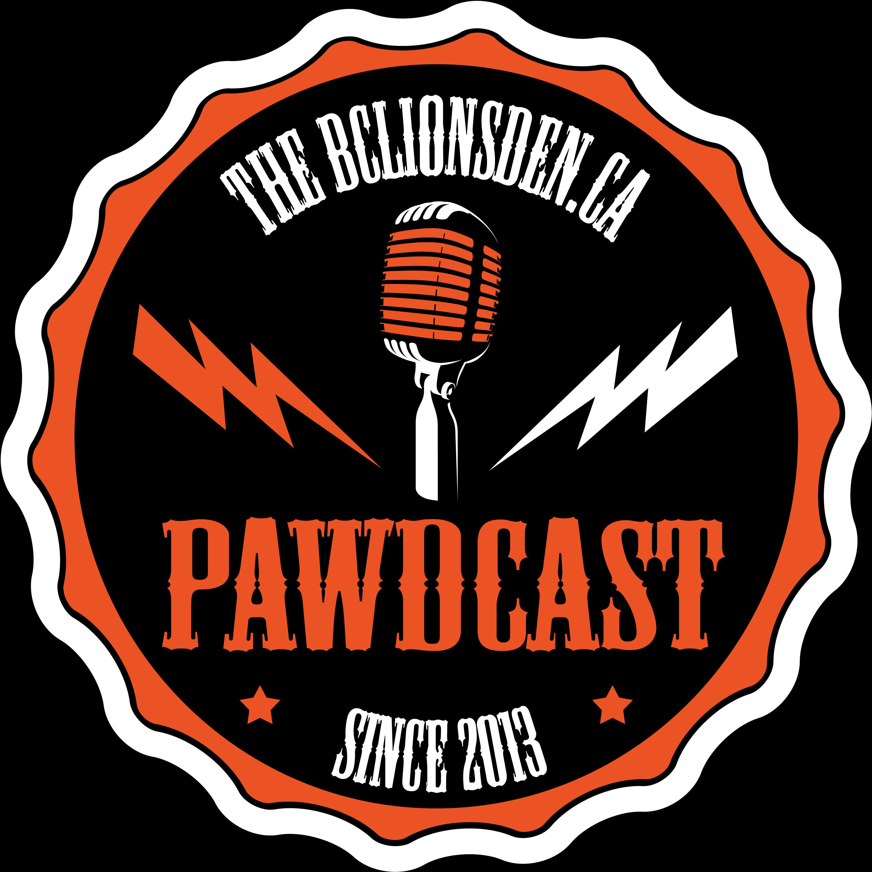 The BCLionsDen Pawdcast show art