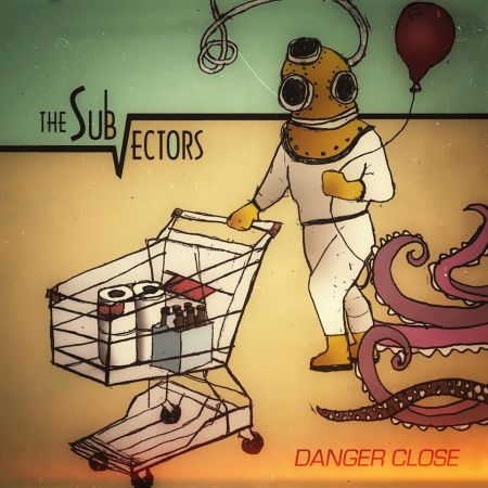 Episode 217 - The Sub Vectors! Get your surf rock on, NO COAST STYLE