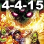 Artwork for World's Finest 4-4-15 DC Comics Review