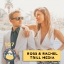 Artwork for 10X Your Coaching Business Through Instagram and Authenticity w/ Ross & Rachel from Trill Media — The Bledsoe Show #107