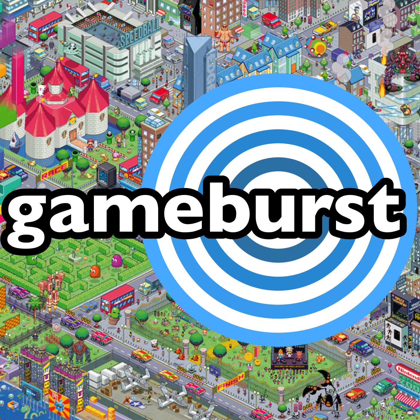 GameBurst   Podcast Addict
