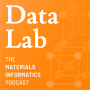 Artwork for 001 Introducing DataLab - The Materials Informatics Podcast