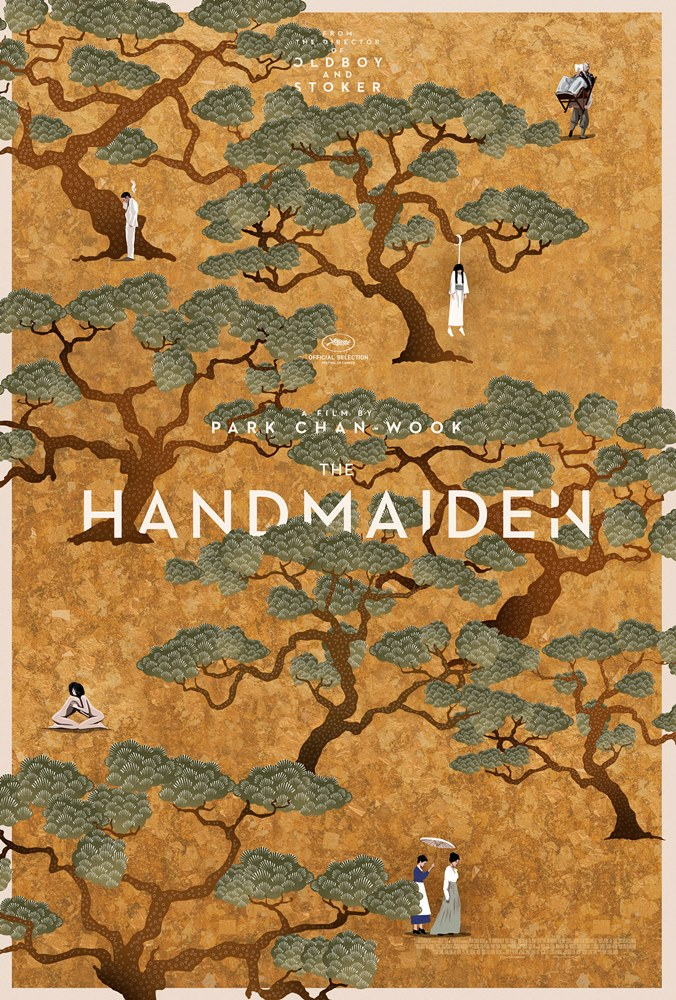 Ep. 284 - The Handmaiden (Bound vs. Chloe)
