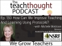 Artwork for The TeachThought Podcast Ep. 130 How Can We Improve Teaching And Learning Using Protocols?