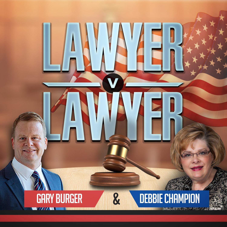 Lawyer V. Lawyer show art