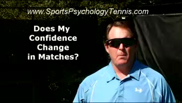 Artwork for Tennis Confidence Video 4: Boost Confidence for Peak Performance