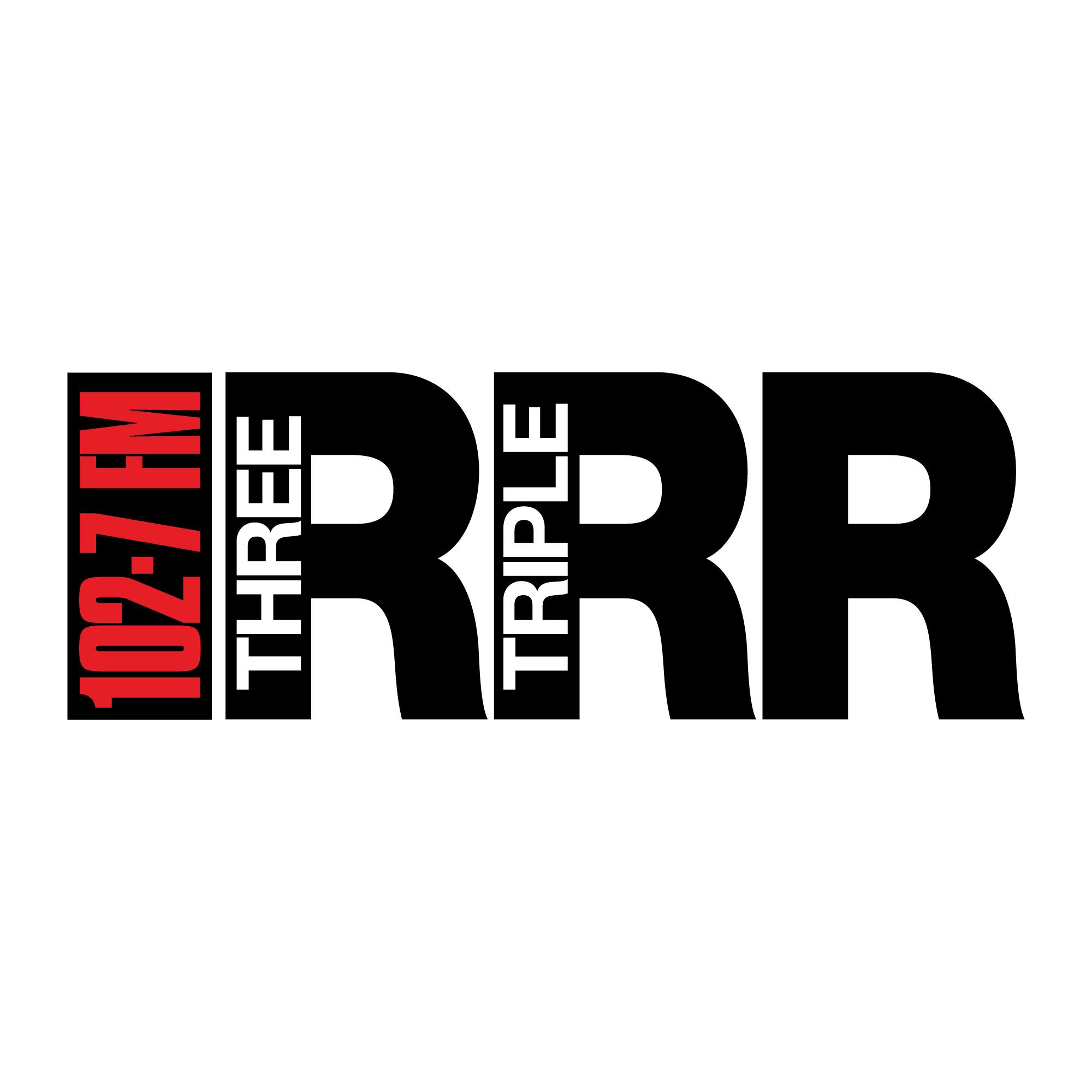 RRR FM show art