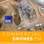 Artwork for #077 - A Drone Industry Perspective from Drone Radio Show