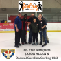 Artwork for My Fantasy Wife Ep. #142 with guest COASTAL CAROLINA CURLING CLUB!