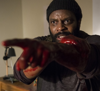 #70 - Nailing walkers with Chad Coleman