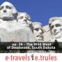 Artwork for ET026 - The Wild West of Deadwood, South Dakota