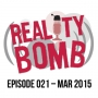 Artwork for Reality Bomb Episode 021