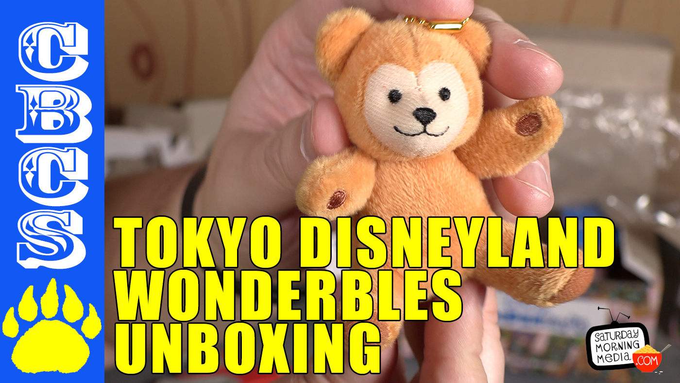 Artwork for Disney Wonderbles from Tokyo Disneyland UNBOXING - Country Bear Collector Show #SE011