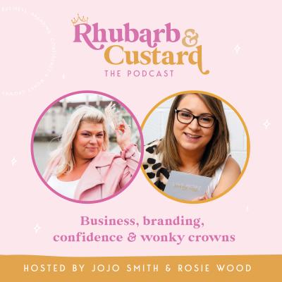 The Rhubarb & Custard Podcast show image