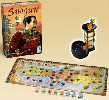 D6G Ep 58: Stronghold Games Interview & Shogun Detailed Review